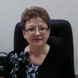 Альбина Дериновская, директор гимназии №40