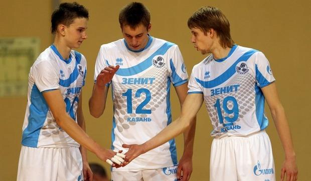 За последние 5 лет юные казанские волейболисты дважды занимали третье место в чемпионате