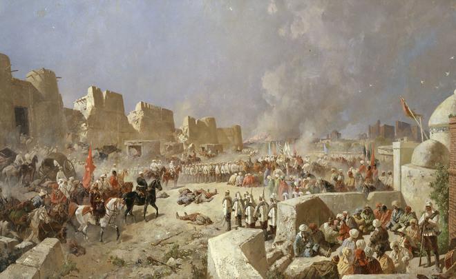 «Туркестанское генерал-губернаторство напоминало управление, которое ввели французы в Северной Африке»