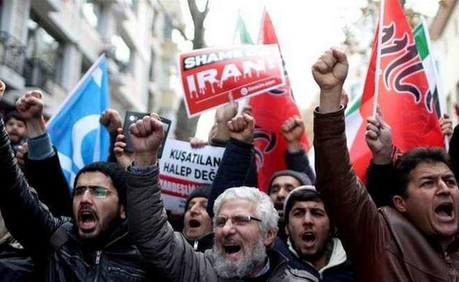 «Иранские политики рассматривают волнения как часть гибридной войны США против страны»