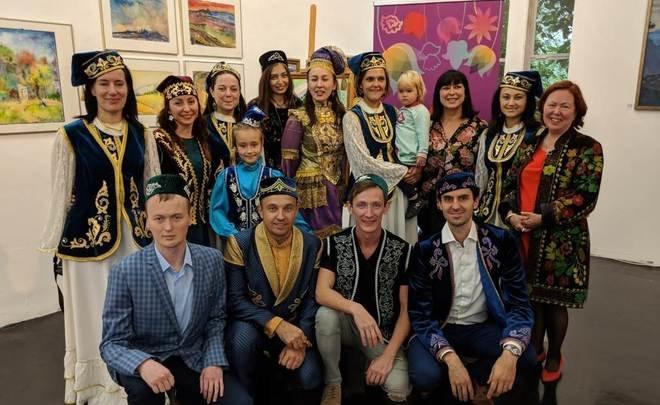 «Татарский язык со мной в Германии разделяют столько замечательных людей»