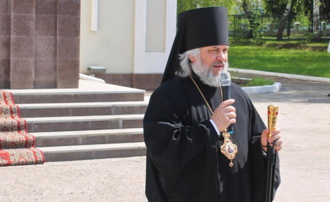«Избитый» епископ Пармен о нападении паствы Головина: палками не били, но «психологически и морально давили»