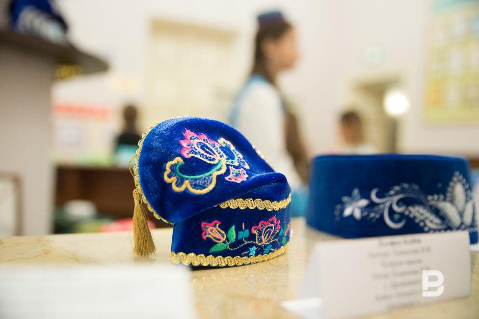 днепр татарские головные уборы фото женские этого