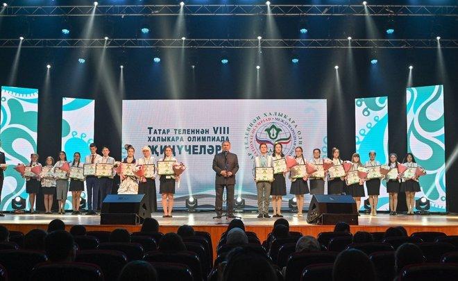 Победителем Международной олимпиады по татарскому языку стал житель США