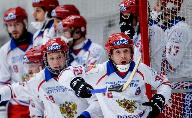 РФ проиграла Швеции вфиналеЧМ похоккею смячом